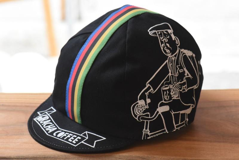 GiraCha Coffee x Esow Original Cycling Cap