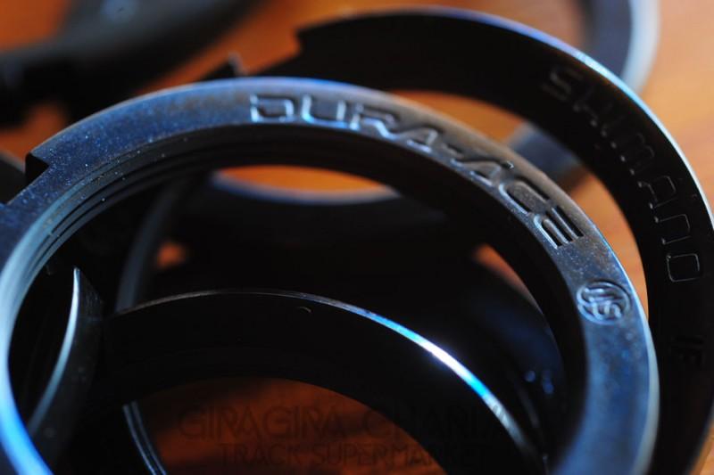 Shimano Dura Ace Track Lockring (NJS)