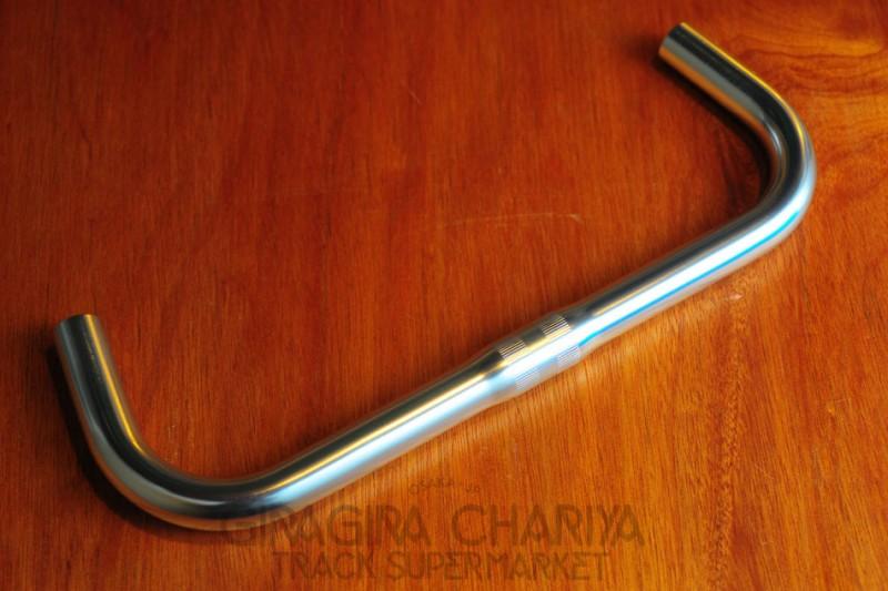 Nitto B263AA Bull Horn Handlebar - Silver