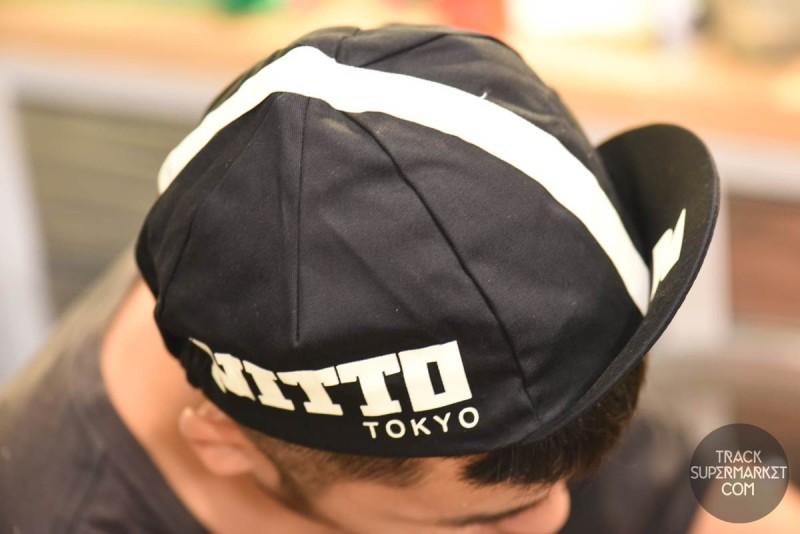 Nitto Cycling Cap - Black