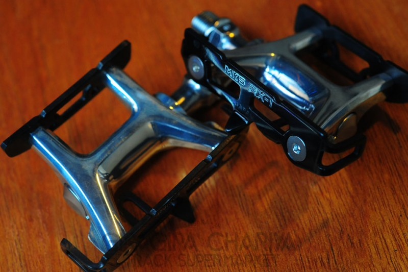 MKS - RX-1 Track Pedals - NJS
