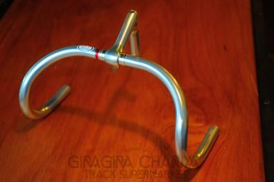 Nitto B123AA Track Drop Handlebar - Aluminum (NJS)
