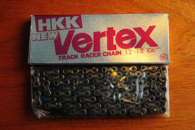 HKK Vertex Silver Track Racing Chain (NJS)