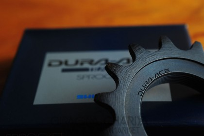 Shimano Dura Ace NJS Racing Track Bike Cog