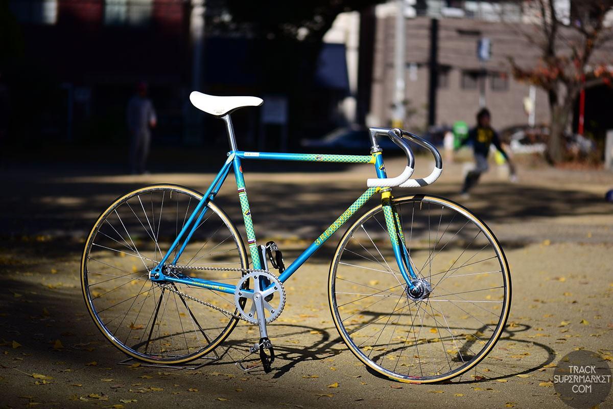 Track Bike Complete Component Set Njs Build Package